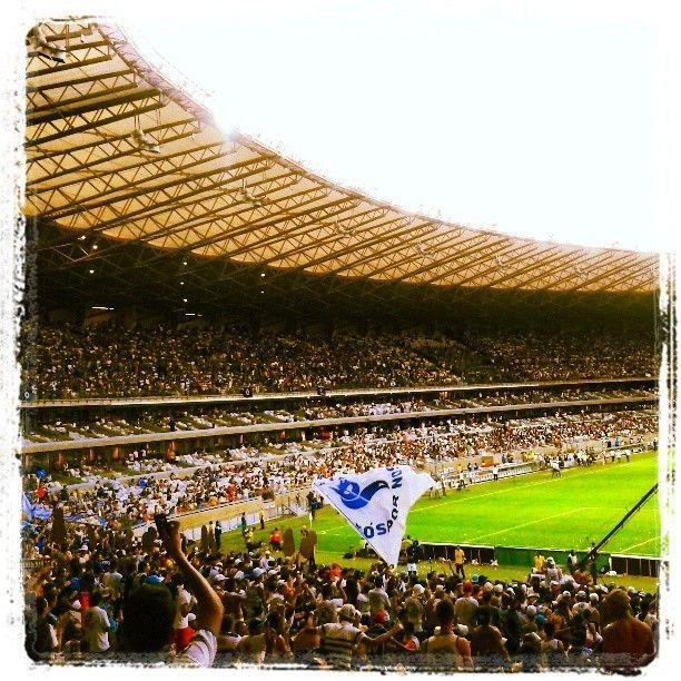 Estádio Governador Magalhães Pinto (Mineirão) in Belo Horizonte, MG