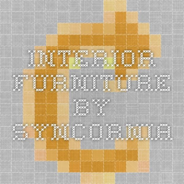 Interior furniture by syncornia  various brands