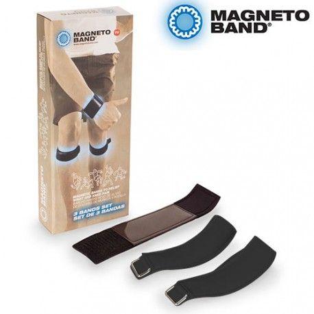 Muñequeras Rodilleras Magnéticas Magneto Band - Regalos al Mejor Precio