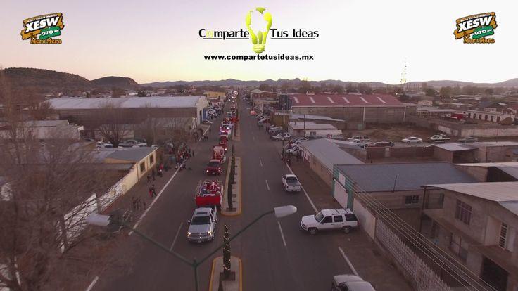 CARAVANA NAVIDEÑA 2016 EN GÓMEZ FARÍAS, CHIH.