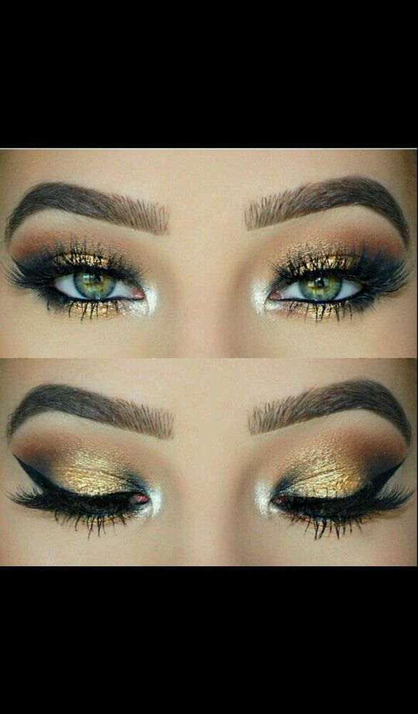 Aztec Gold Shadow Pigment in Beauty & Health, Makeup, Eyes