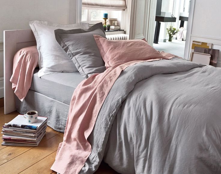 Best 25+ Pink And Grey Bedding Ideas On Pinterest