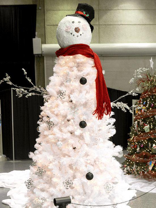 ツリーの飾り付けの参考にしたい!ユニークなクリスマスツリーいろいろ – Most Unique Christmas Tree Designs - | STYLE4 Design