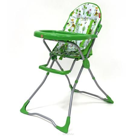 Rant Стульчик для кормления Fredo цвет зеленый  — 2900р. ------- Легкий, удобный и функциональный стульчик для детей от 6 месяцев до 3-х лет; Удобно и безопасно откидывающаяся пластиковая столешница; съемный, моющийся чехол кресла из прочной клеенки; 5-ти точечные ремни безопасности; пластиковая подставка для ножек; не имеет острых углов; яркая расцветка ткани, благотворно влияющая на эмоциональное состояние ребёнка; легкая и устойчивая конструкция; легко складывать и удобно хранить (в…