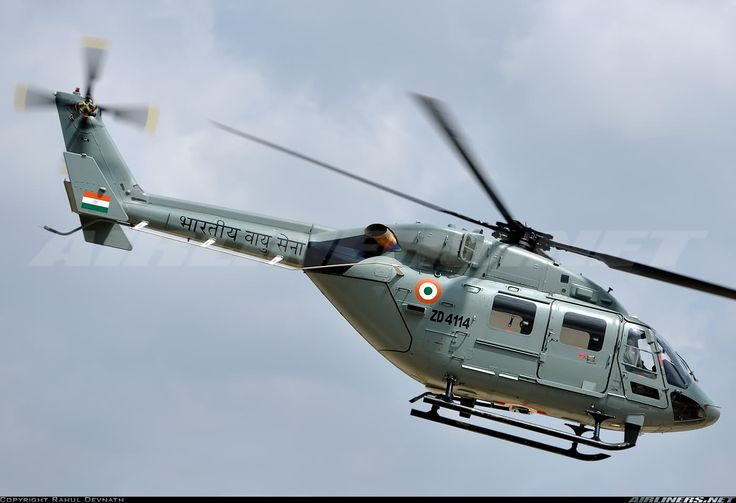 Indian Navy Helicopter HAL Dhruv                                                                                                                                                                                 More