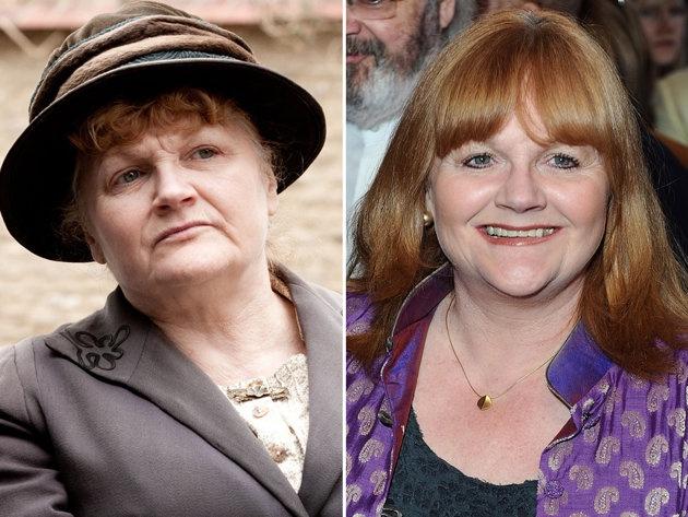 Lesley Nicol (Mrs. Patmore)