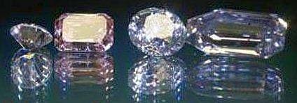 Выращенные синтетические искусственные алмазы и бриллианты, Synthetic Diamonds