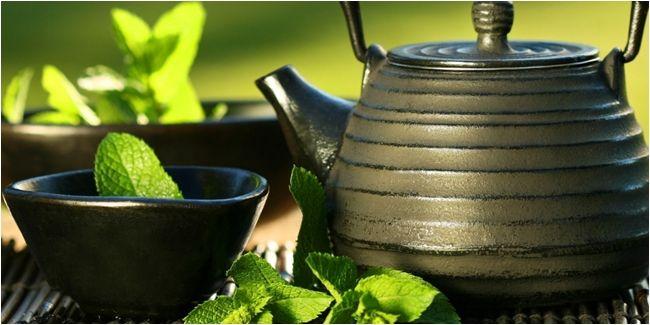 Body And Mind: 5 Facial Mist Buatan Sendiri Di Rumah - Green Tea Mist | Vemale.com