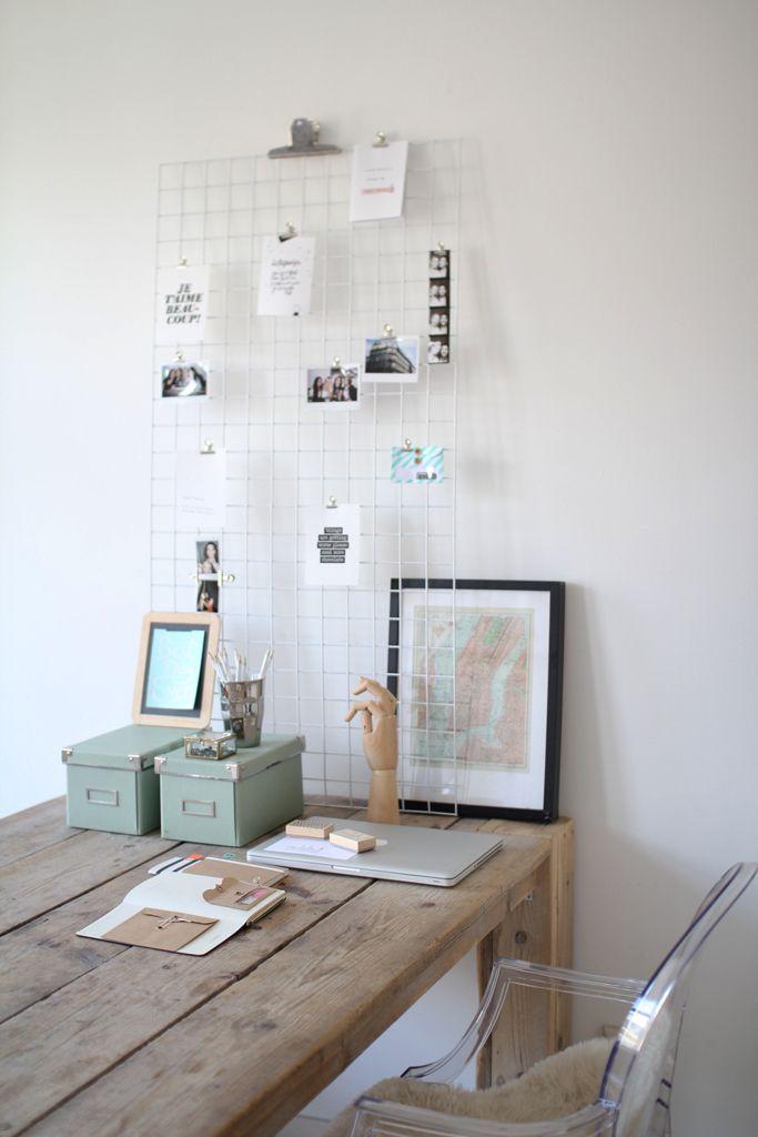 HEMA blog   7 tips voor een georganiseerde, inspirerende home office
