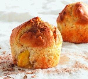 Muffin con fichi e mandorle