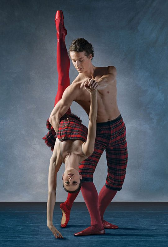 Twyla Tharp's Brief Fling by Lois Greenfield