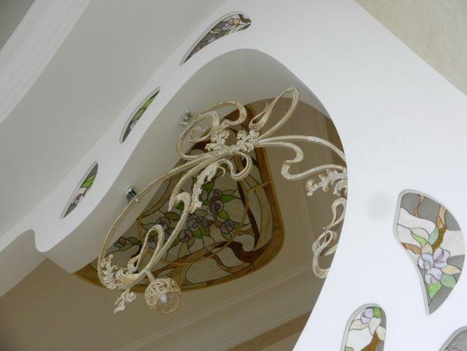 Авторские галереи - Дубинин Денис Валерьевич / Дизайн проект интерьера квартиры с балкон в стиле модерн /