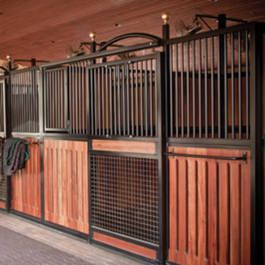 This Would Be A Perfect Horse Stall