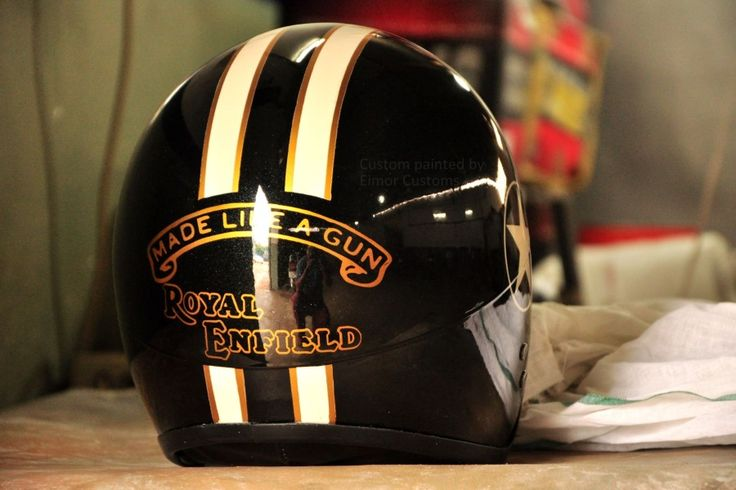 Royal Enfield Classic style Helmet
