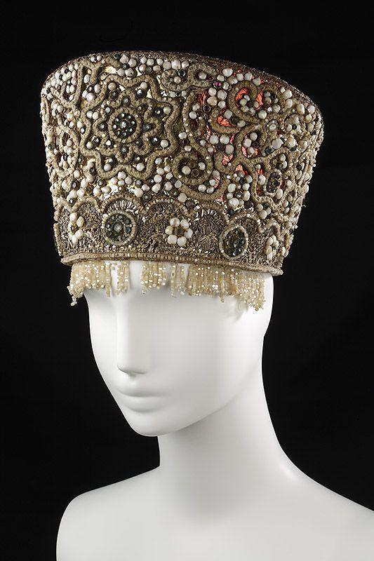 """le costume populaire russe"" Русский костюм XVIII-XIX вв."