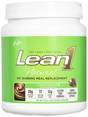 Nutrition 53 Lean 1 10-Serving Dietary Supplement, Natural Chocolate, 1.7 Pound //Price: $24.13 & FREE Shipping //     #hashtag1
