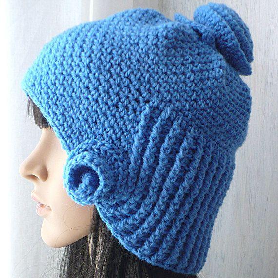 Original Hat/Retro Hat/ Crochet Hat /Womens by GoldenAniel on Etsy