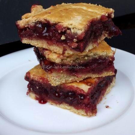 Egy finom Omlós meggyes pite ebédre vagy vacsorára? Omlós meggyes pite Receptek a Mindmegette.hu Recept gyűjteményében!