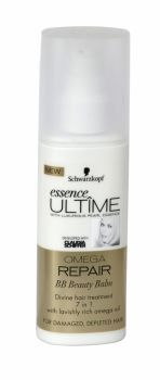 SCHWARZKOPF ESSENCE ULTIME OMEGA REPAIR BB BEAUTY BALM HAIR TREATMENT 100ML
