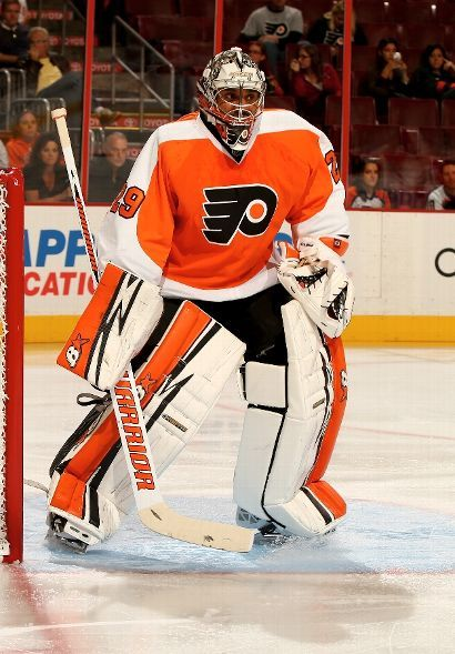 Philadelphia Flyers - September 16, 2013 - Ray Emery