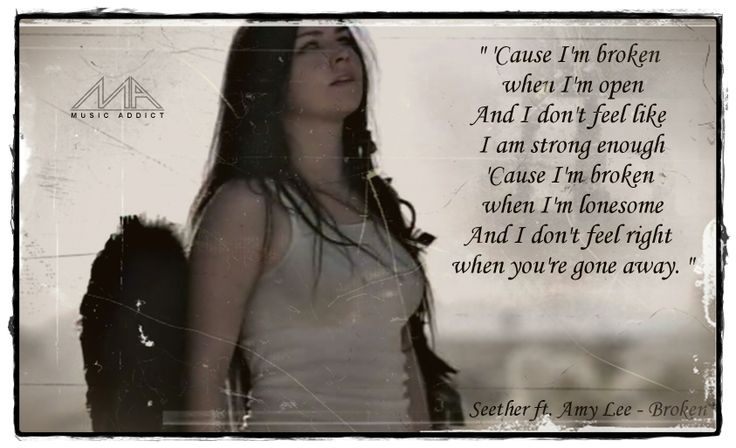 amy lee seether relationship
