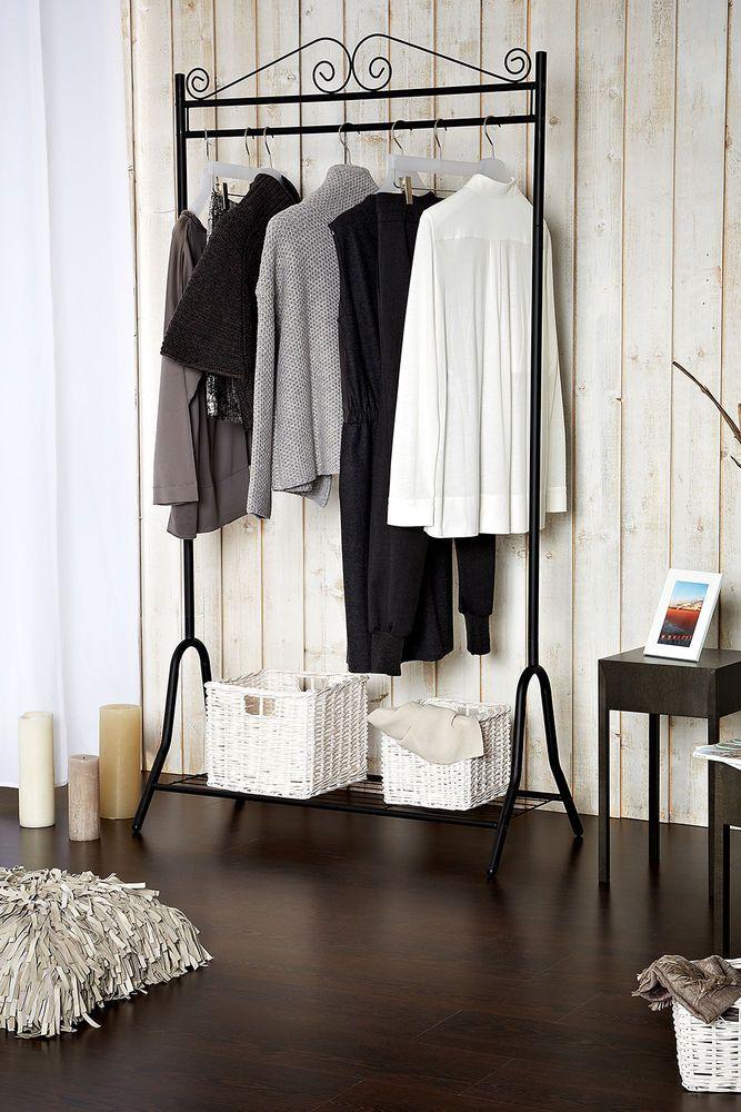 Die besten 17 ideen zu garderobe metall auf pinterest - Kleiderstange selber bauen ...