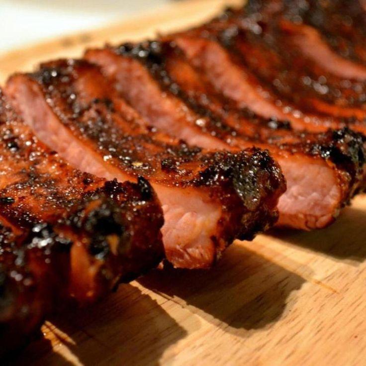 Moose Ribs (Bone In) Recipe | Just A Pinch Recipes