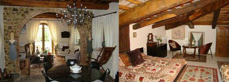 14 best antico casale nella campagna toscana holiday for Sala pranzo mansarda