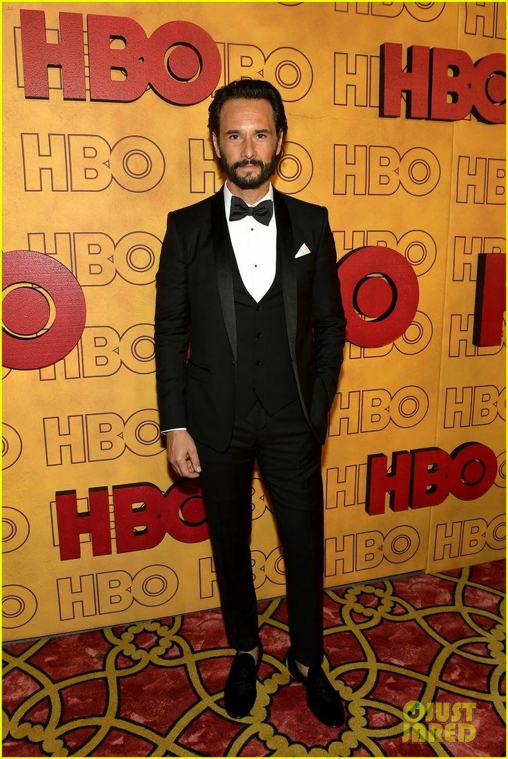 Westworld's James Marsden, Luke Hemsworth & Ben Barnes Party with HBO After Emmys 2017!