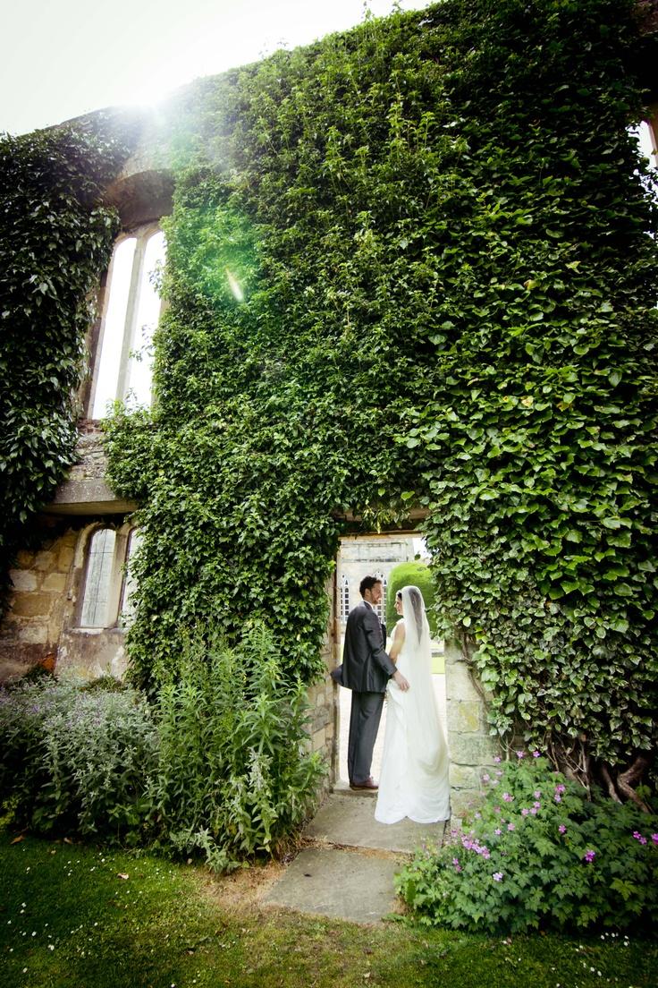 Dan & Hannah @ Newburgh Priory