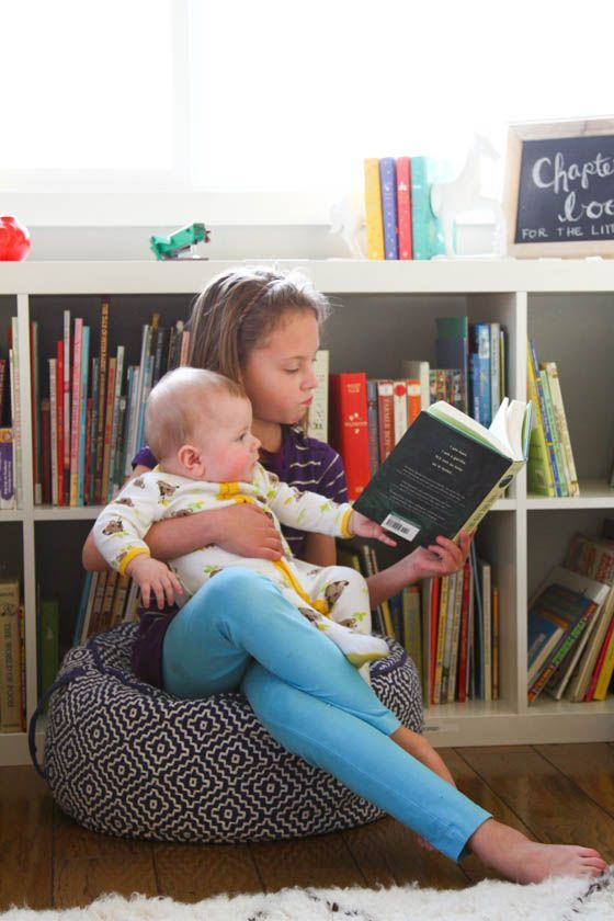 Chapter book (read alouds) for your children