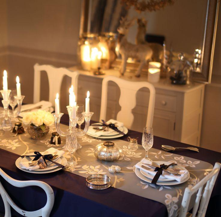 Une présentation différente : 12 astuces pour une table de Noël qui en jette - Journal des Femmes