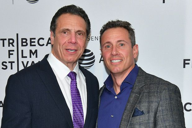 Andrew Cuomo Ribs Brother Chris On Air You Ve Always Been The Meatball Of The Family Thewrap In 2020 Chris Cuomo Andrew Cuomo Chris