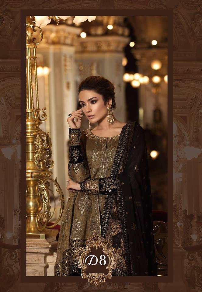e35e3c9dffa MBROIDERED Wedding Edition 2018-19 By Maria-B - PK Vogue  lateststyle   mariab  mbroidered  winter  Pakistani  Pakistanidress  lateststyle   shalwarkameez ...