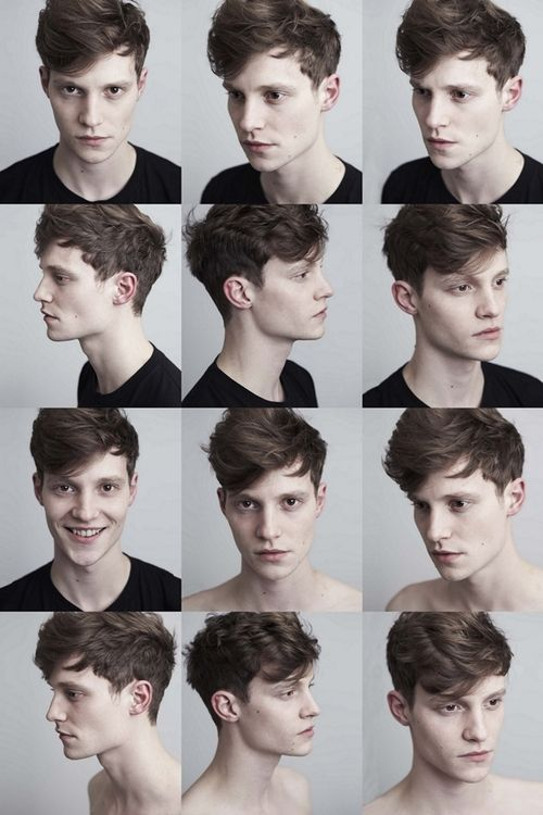 I wish I could convince thomas to let me cut his hair like this...                                                                                                                                                                                 More