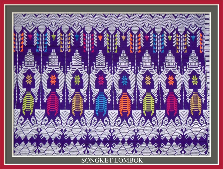 Songket Lombok