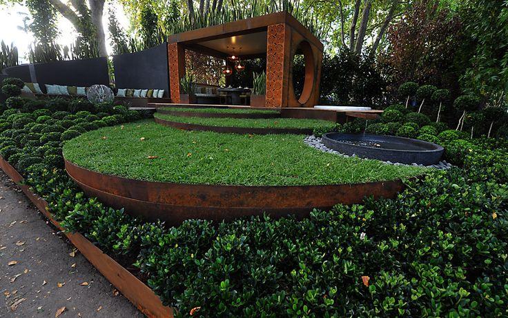 die besten 25 rasenkante metall ideen auf pinterest. Black Bedroom Furniture Sets. Home Design Ideas
