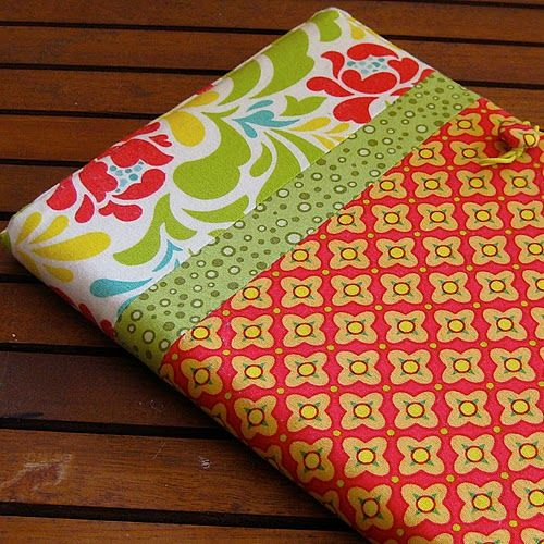Notebook cover tutorial.  So great for back to school!