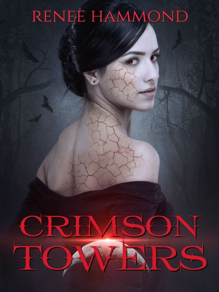 Crimson Towers ~ a #novel of #witches by Renee Hammond  #dark #paranormal #romance reneehammond.com