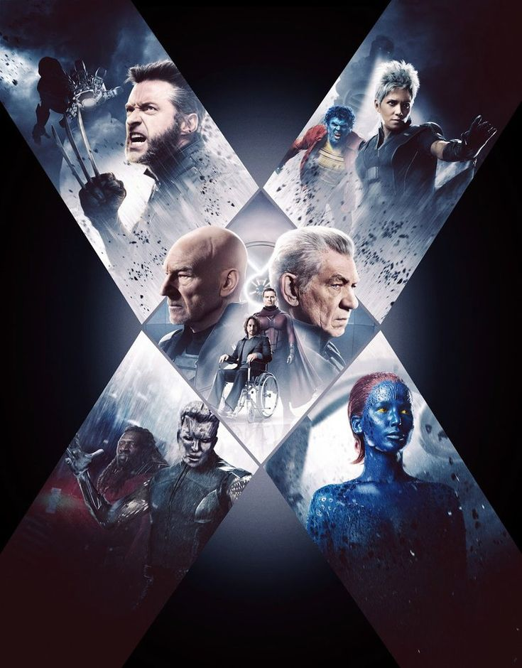 X-Men: Days of Future Past - Phet Van Burton