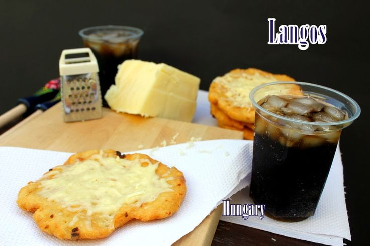 Ribbon's to Pasta's: Lángos - Street Food from Hungary