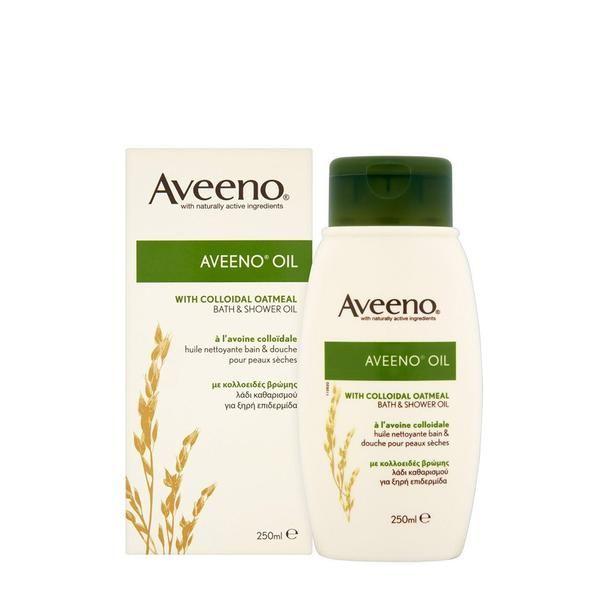 Aveeno Bath and Shower Oil - 250ml