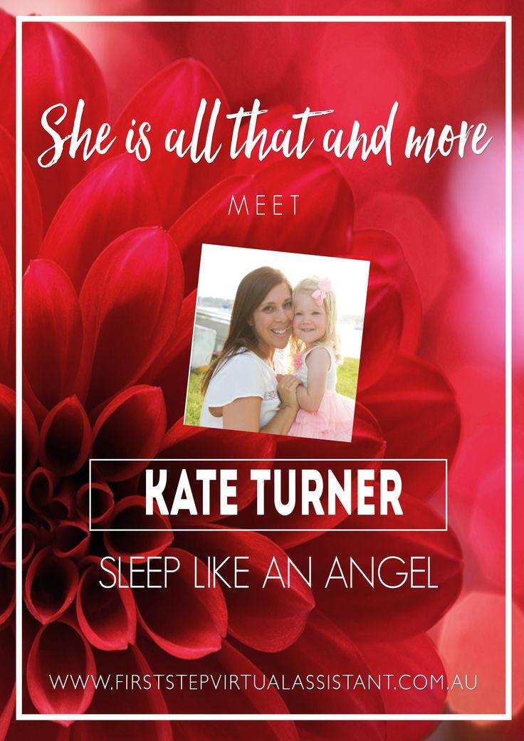Meet Kate Turner, Sleep Consultant at Sleep Like An Angel