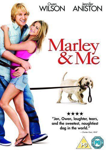 2008 adaptation of John Grogan's 'Marley & Me: Life and Love with the World's Worst Dog'