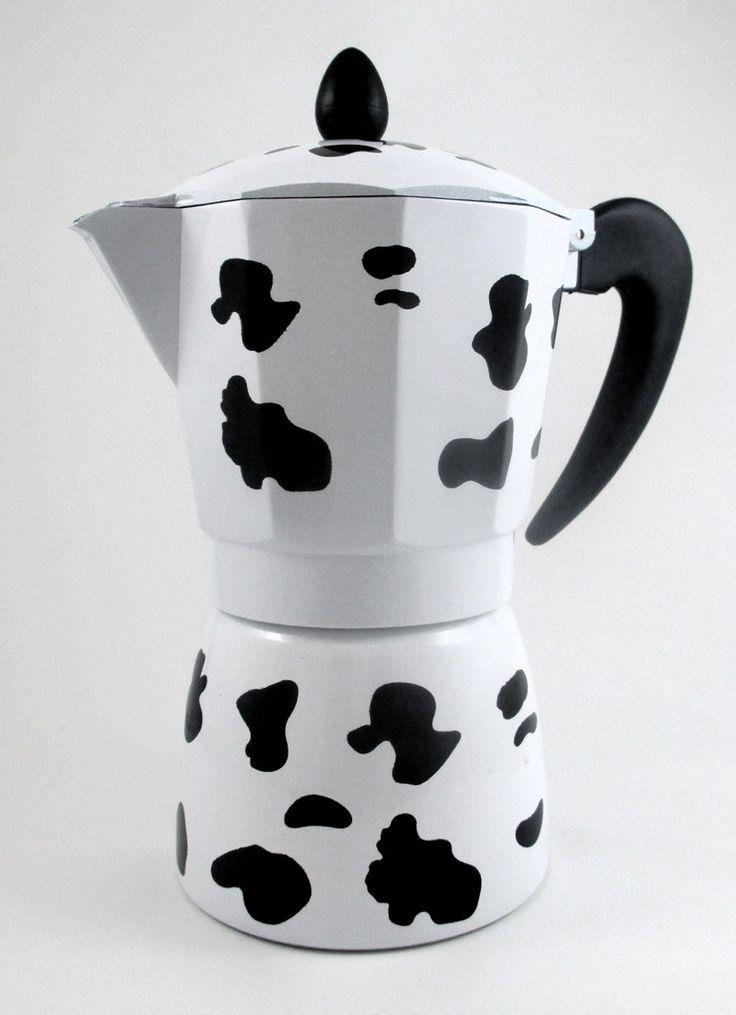 Cafetera italiana dise o vaca en tu cocina pinterest - Cocinas diseno italiano ...
