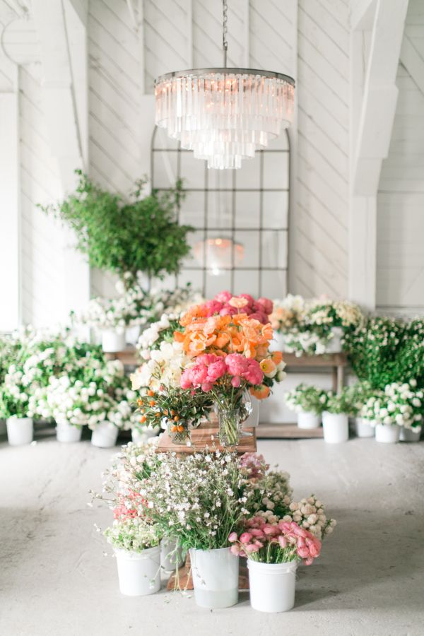 Make a Gorgeous Spring Centerpiece with These