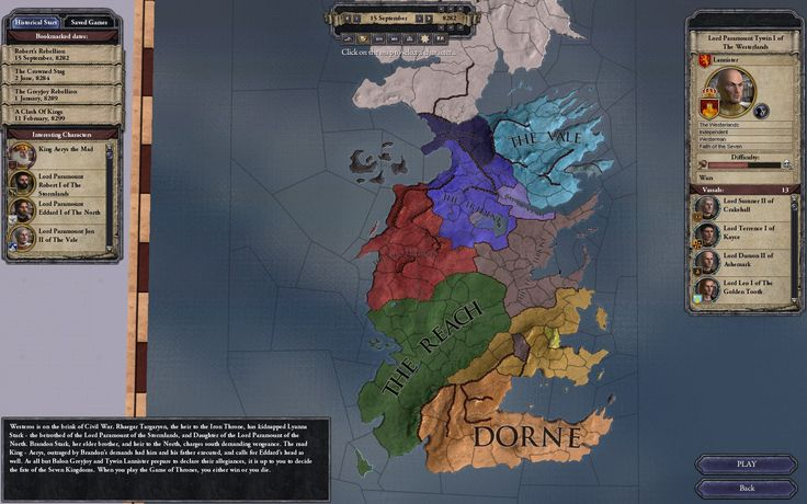 ck2 game of thrones mod review