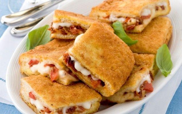 Τηγανητά σάντουιτς - iCookGreek