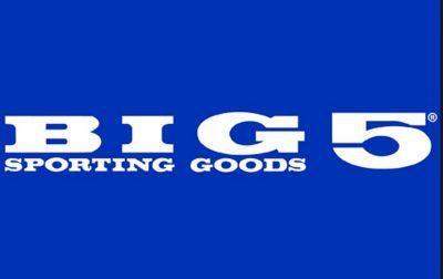 Big 5 Sporting Goods Survey: Selling Best Goods