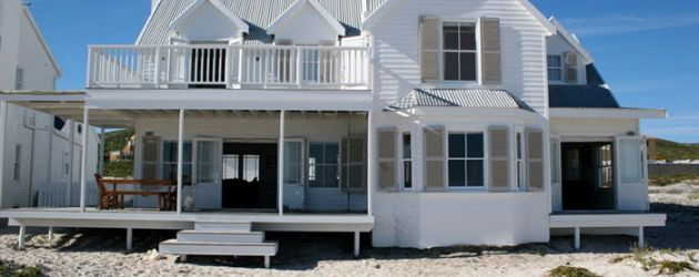 Live the holiday in Yzerfontein